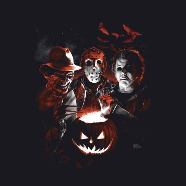 Halloween Scream Team