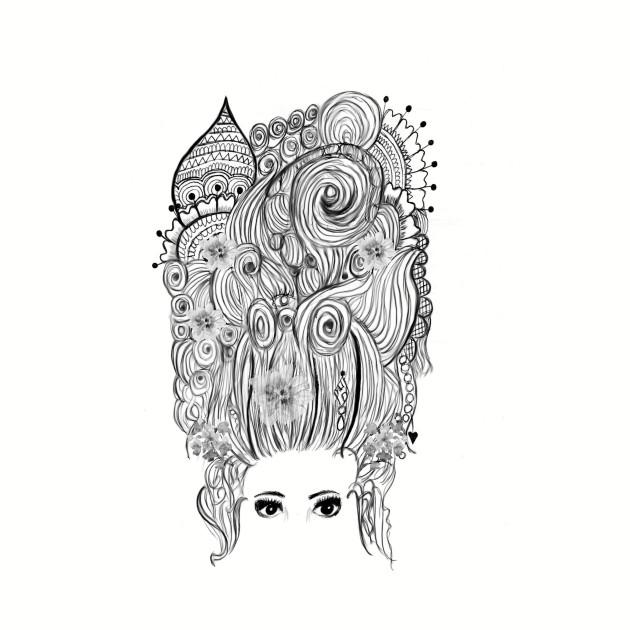 Hair Full of Secrets