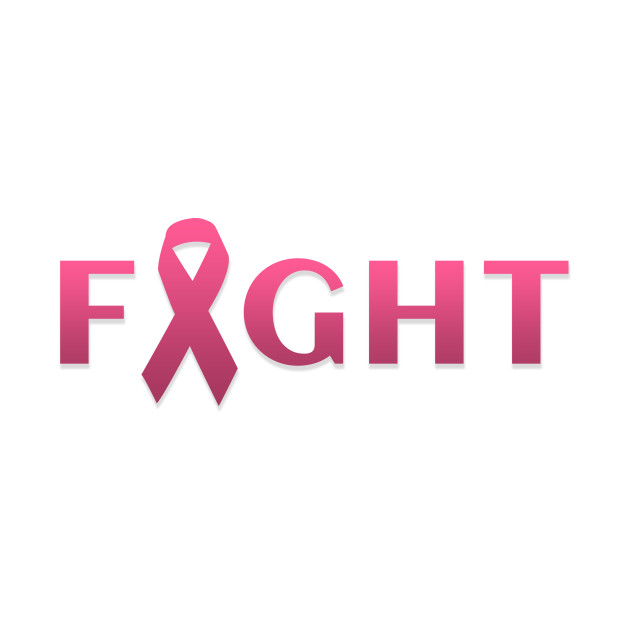 breast cancer fight breast cancer logo tapestry
