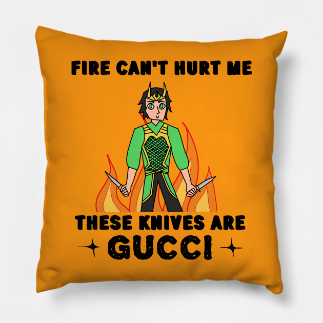 Loki - These Knives Are Gucci