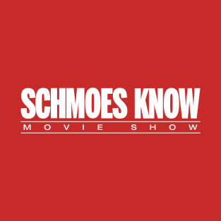 SCHMOES KNOW MARVEL DESIGN t-shirts