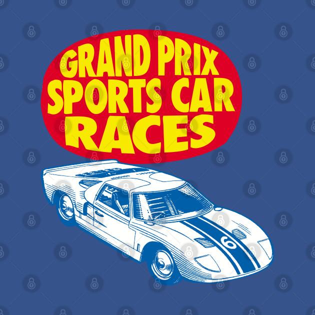 Grand Prix Sports Car Races | Automotive | Automobilies | Matchbox
