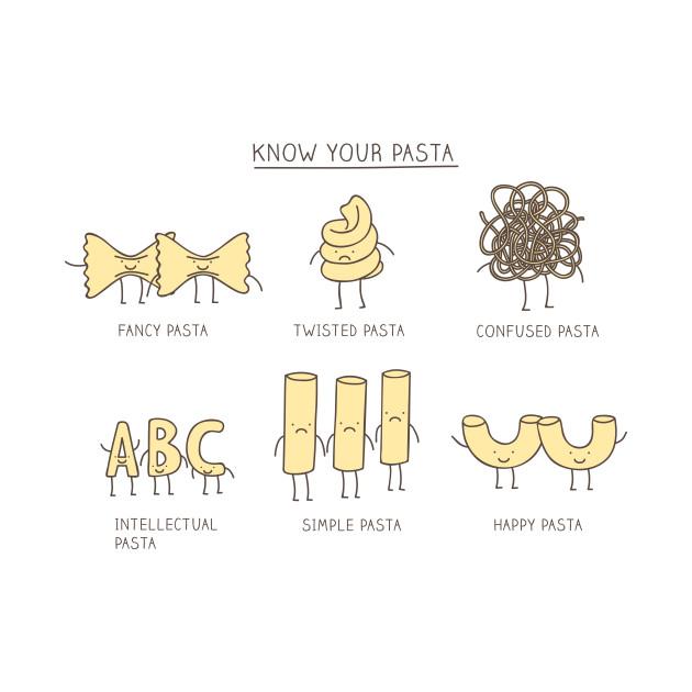 know your pasta pun mug teepublic