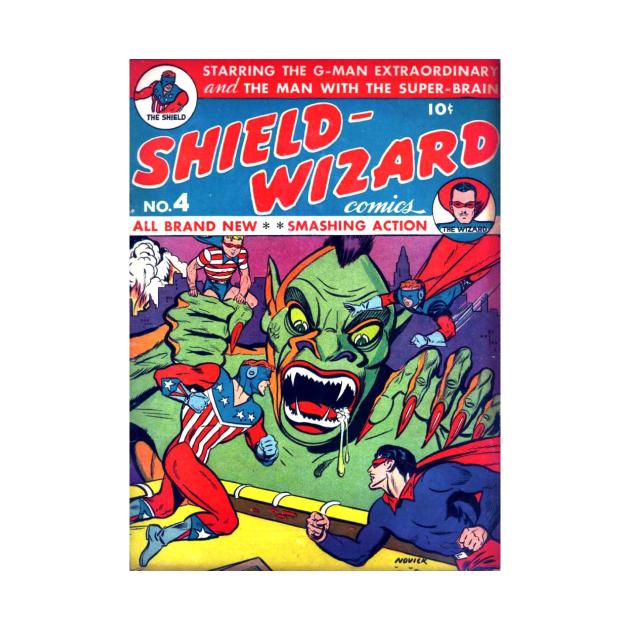 Shield Wizard No.4