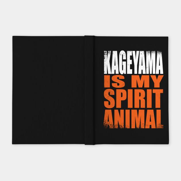 Kageyama is my Spirit Animal