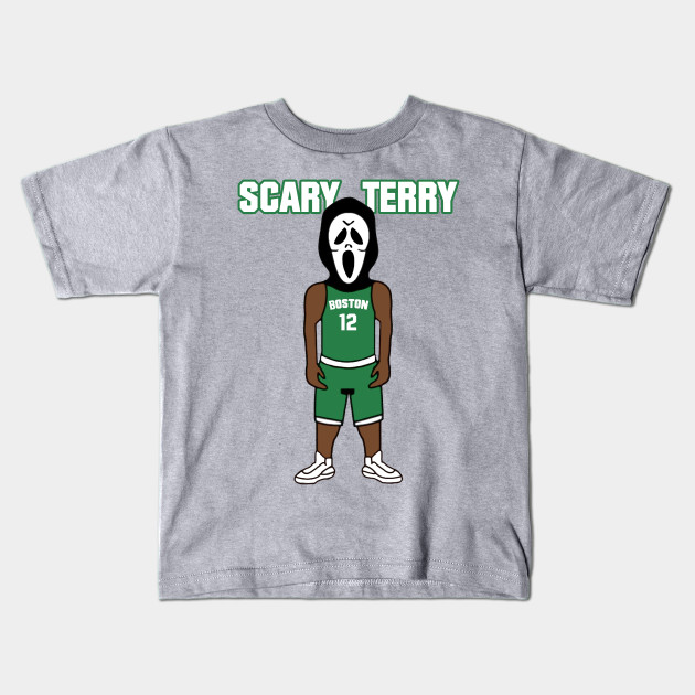 new styles af459 78cf2 Scary Terry Rozier