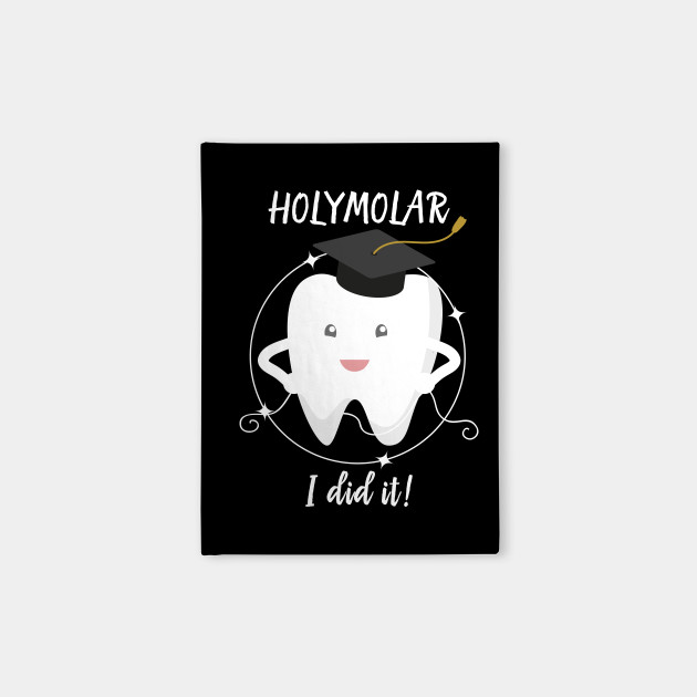 Funny Dental Hygienist Dentist Student Graduation Gifts Tee
