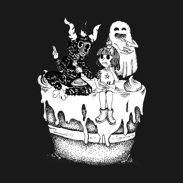 Satan Cake