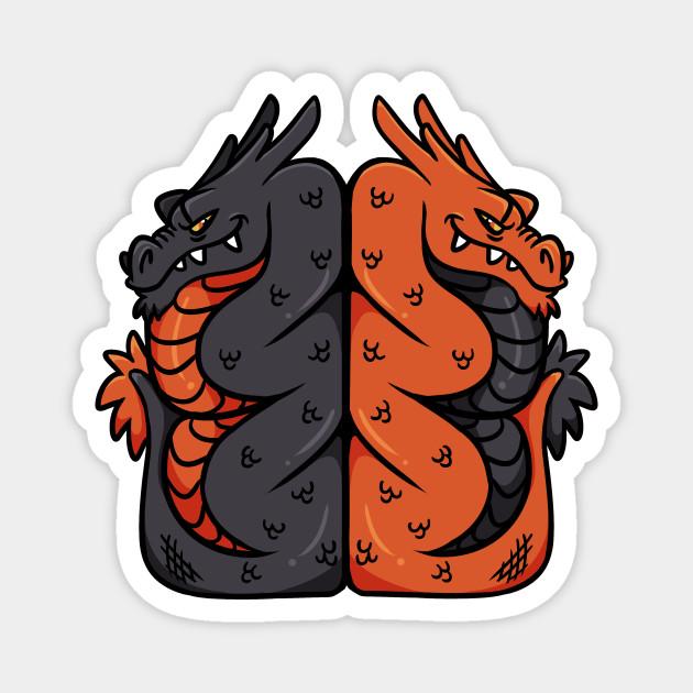 Double Dragon Totem