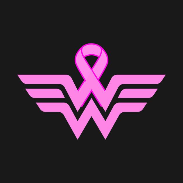 Wonder Woman Breast Cancer Awareness Wonder Woman