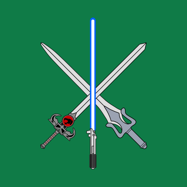 Choose Your Sword!