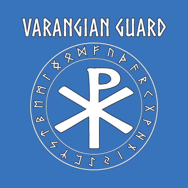 Varangian Guard Byzantine Empire