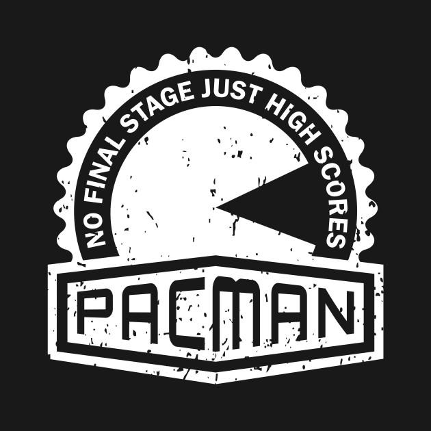 Crest Series Pacman T-Shirt