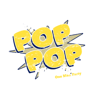 The Original Pop Pop t-shirts