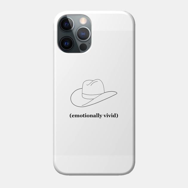 Emotionally Vivid Cowboy Hat