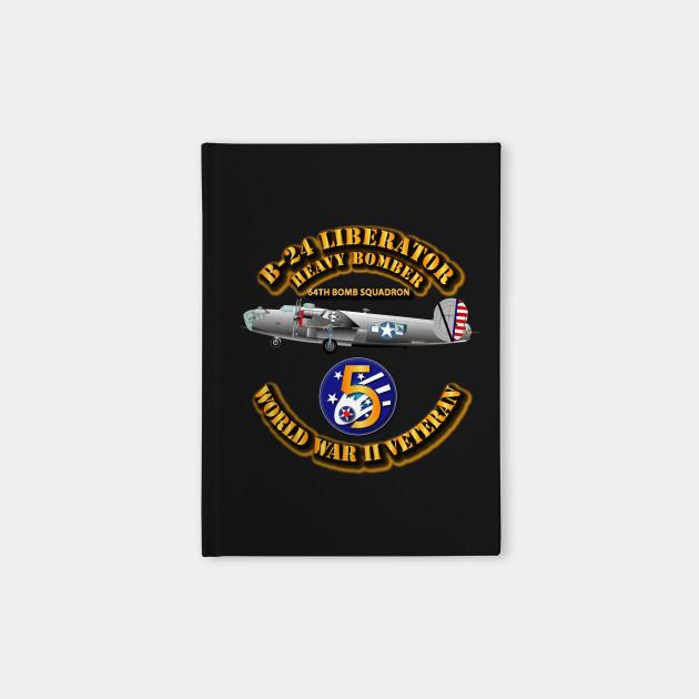 43BG - 64th BS - B-24 - 5th AF