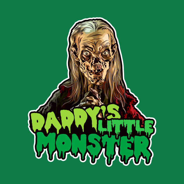 Daddy's Little Monster!