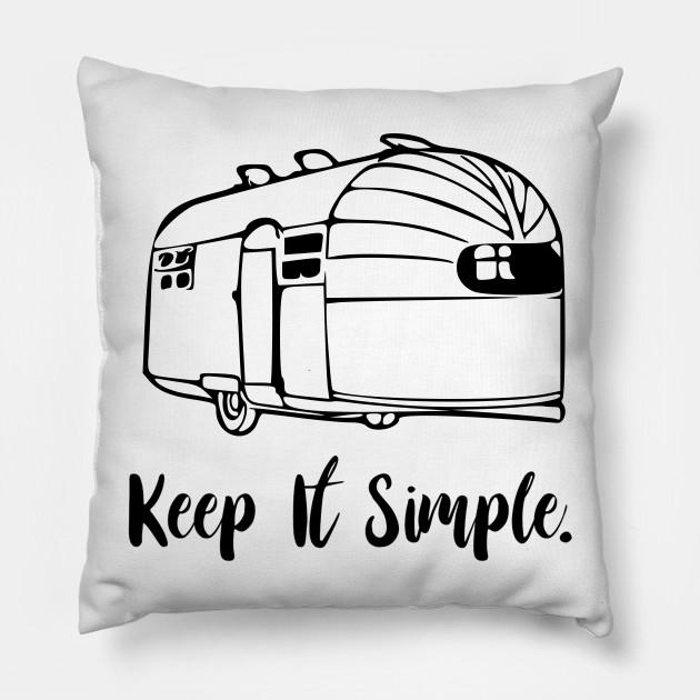 Keep It Simple Airstream Camper