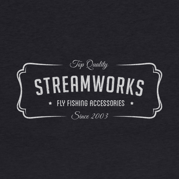 StreamWorks Retro Logo