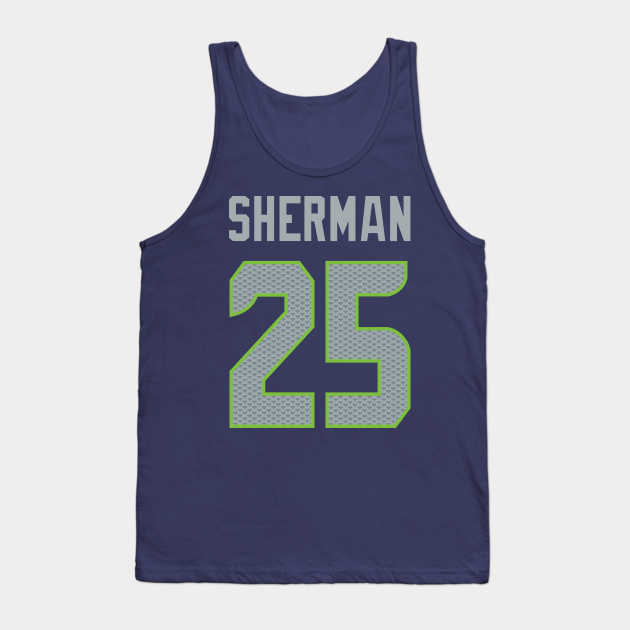 NFL Richard Sherman Seattle Seahawks Jersey