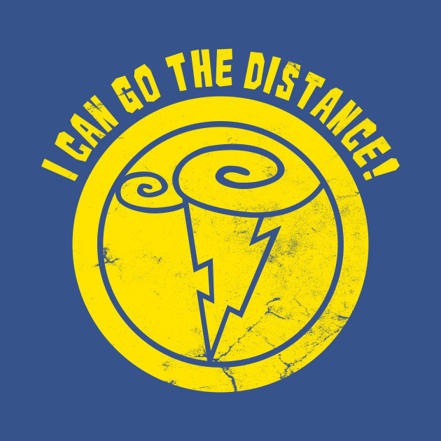 I Can Go The Distance!