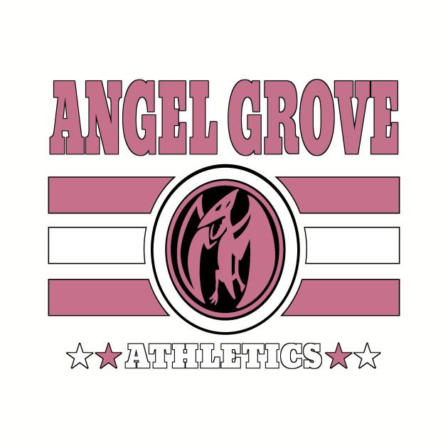 Angel Grove Athletics - Pink