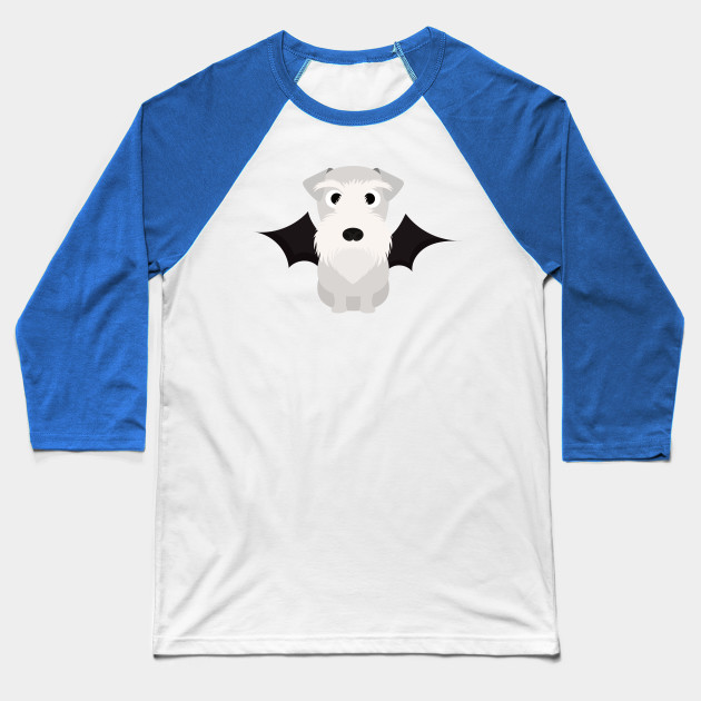 Sealyham Terrier Halloween Fancy Dress Costume Baseball T-Shirt