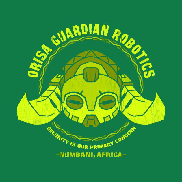 Orisa Guardian Robotics