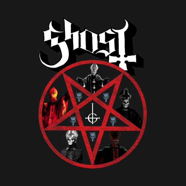 Ghostgram - Papa Emeritus I-III