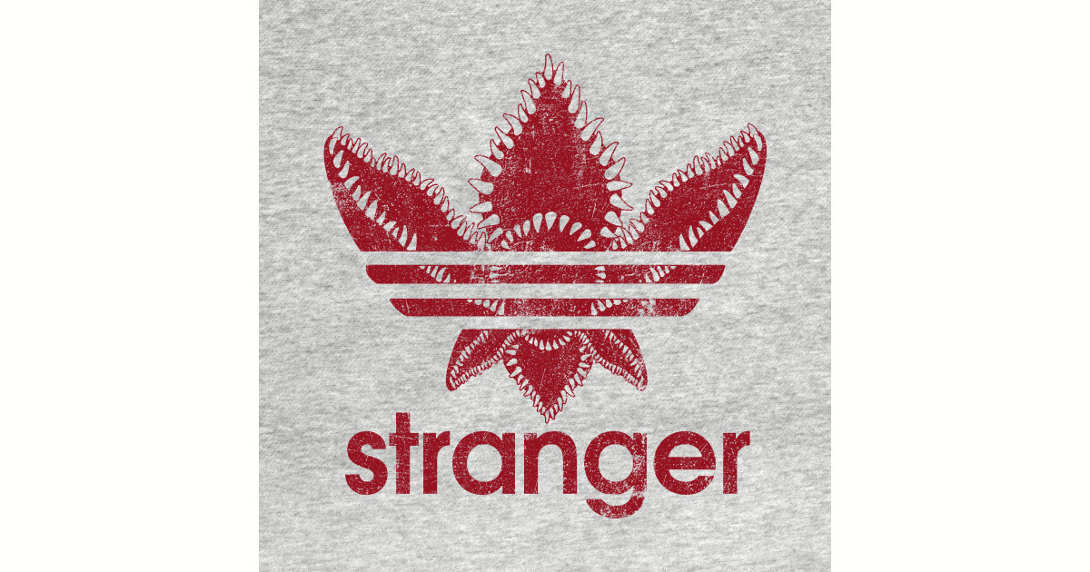 stranger stranger things t shirt teepublic. Black Bedroom Furniture Sets. Home Design Ideas