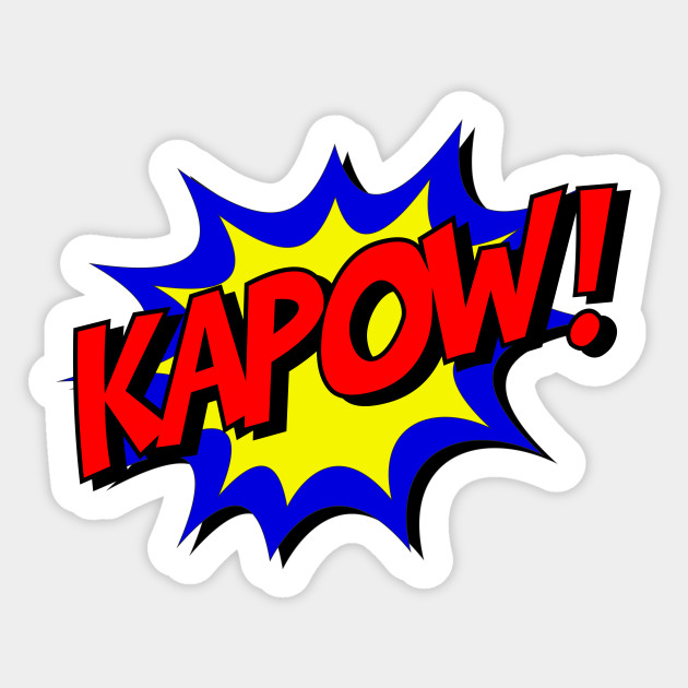 Image result for kapow