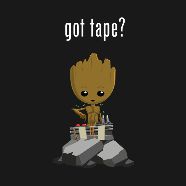 Got tape?