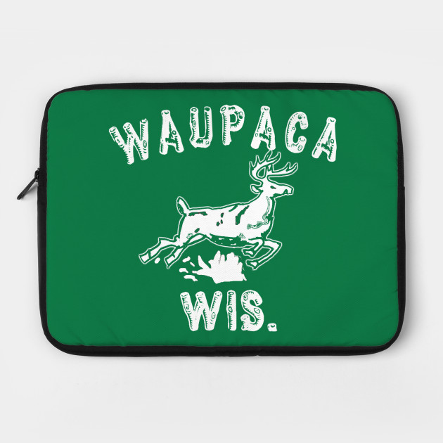Original Stranger Things WAUPACA WIS. - Dustin's shirt