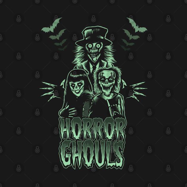 Horror Ghouls