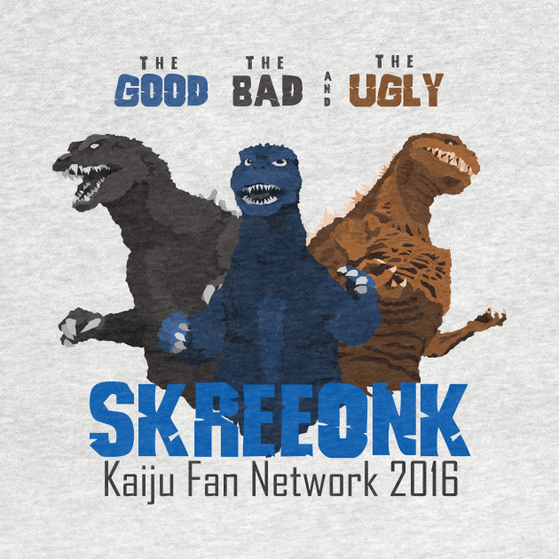 "Skreeonk.com's ""The Good, The Bad, & The Ugly"" 2016"