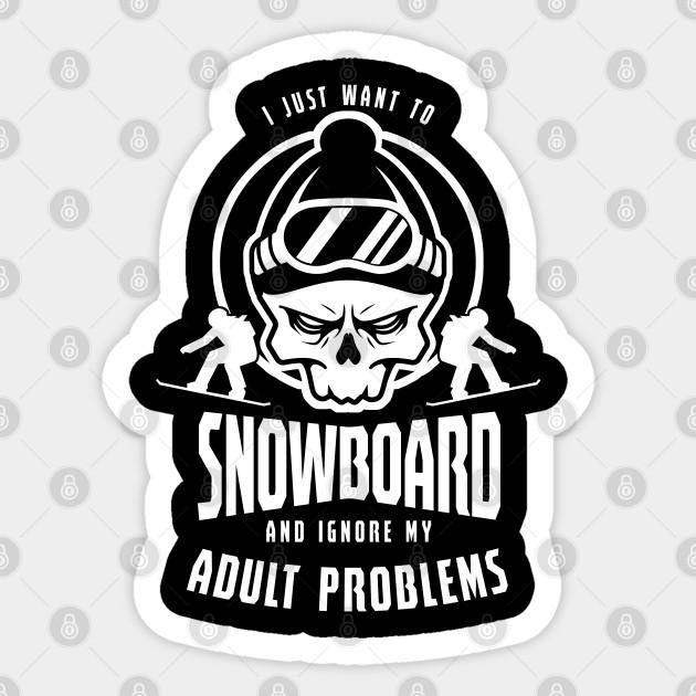 Sledding Snowboards Skateboarding I