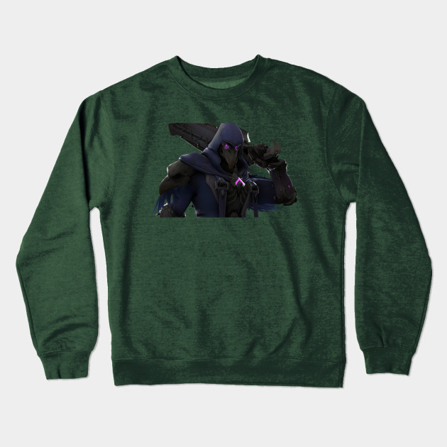 Overwatch - Reaper Awesome version Crewneck Sweatshirt