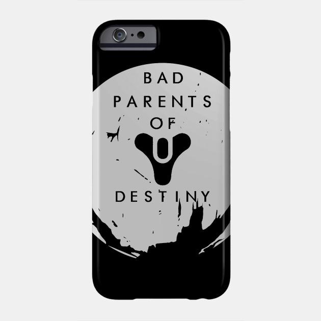 nouveau style 7bd17 dc880 Bad Parents of Destiny - Small White Logo