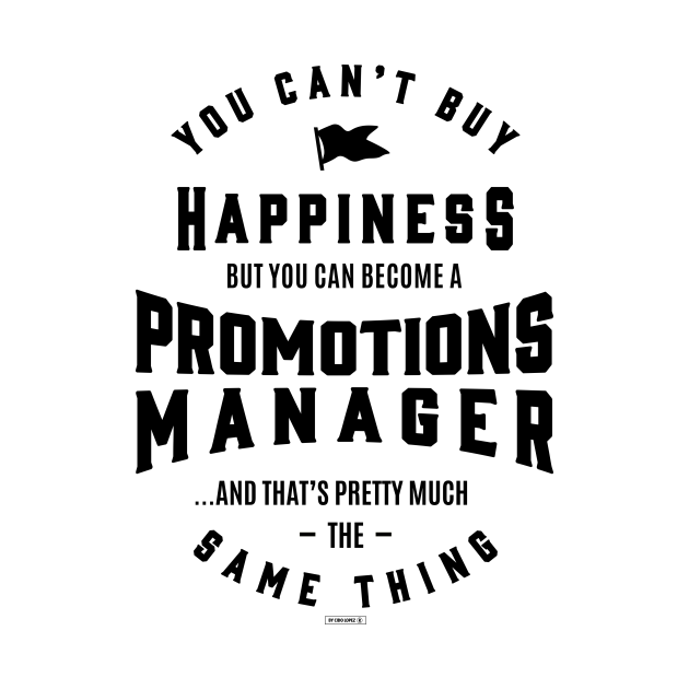 Promotions Manager