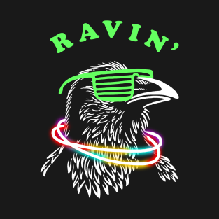 Ravin Raven t-shirts