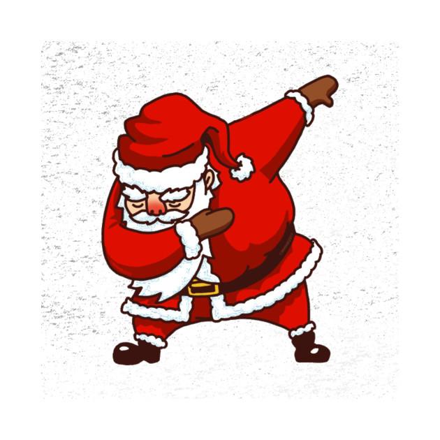 Cute Christmas.Dabbing Santa T Shirt Wife Cute Christmas Gift Birthday Idea Teeshirt Merry Christmas