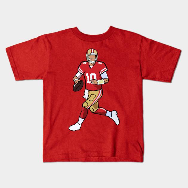 best loved e0aca e1961 Jimmy Garoppolo NFL San Francisco 49ers