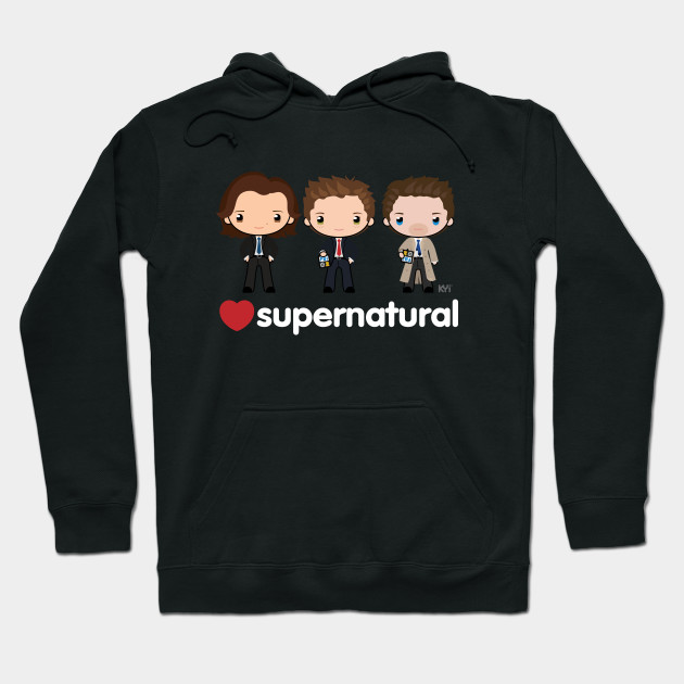 Love Supernatural