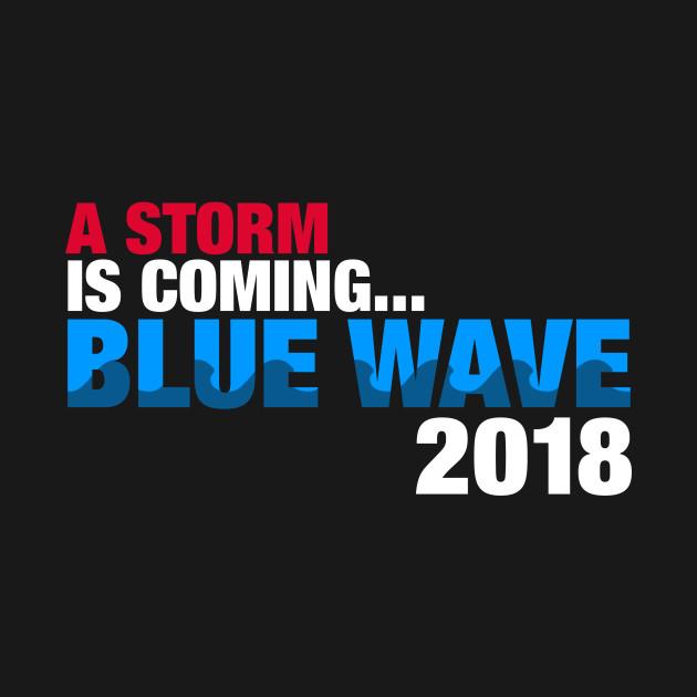 2018 Election Democrat Blue Wave