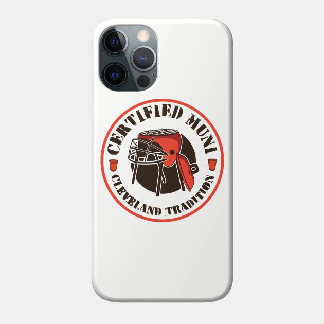Cleveland Football Tradition Certified Muni