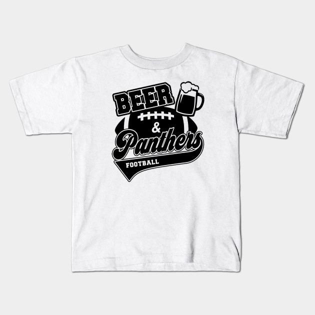 Carolina Panthers Football and Beer T