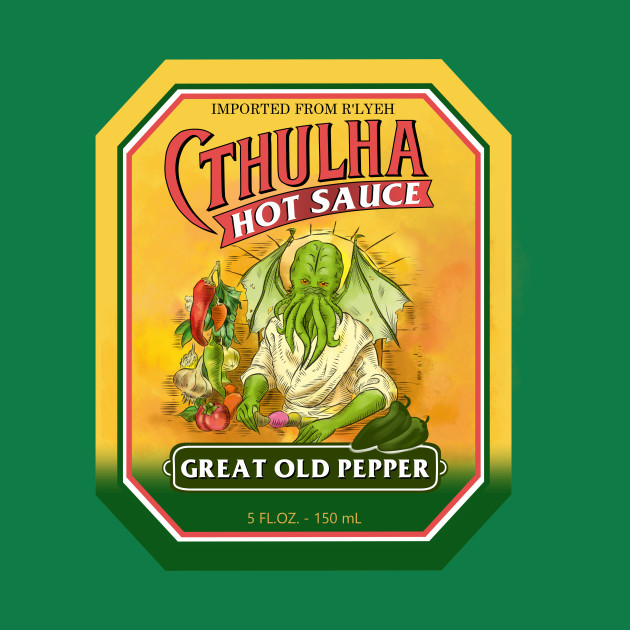 Cthulha (Great Old Pepper)