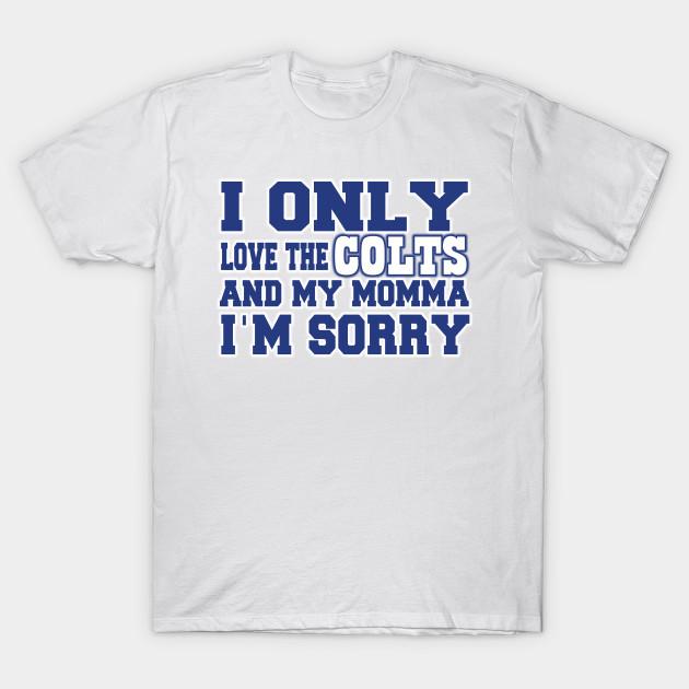 indianapolis colts tee shirts