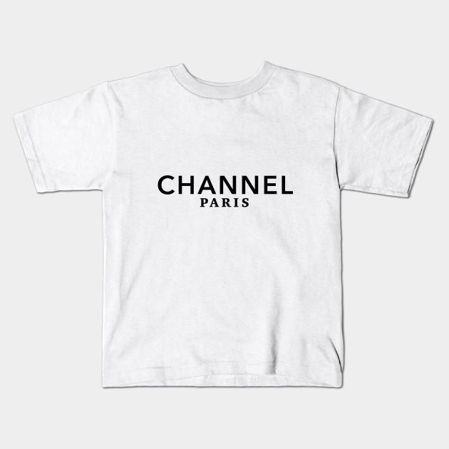 d9c322cdc Paris Channeling Coco - Coco Paris - Kids T-Shirt | TeePublic