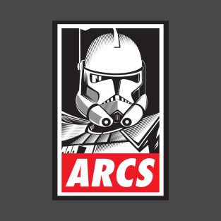 ARC TROOPERS t-shirts